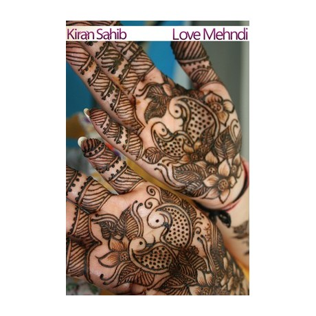 Love Mehndi Henna Patterns by Kiran Sahib