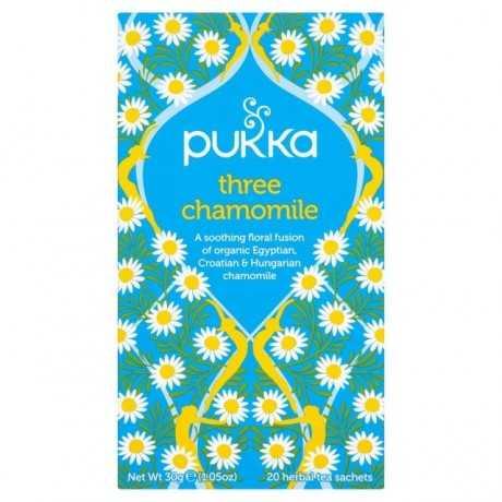Pukka Three Chamomile Tea