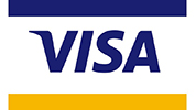 Payments accepted by Visa